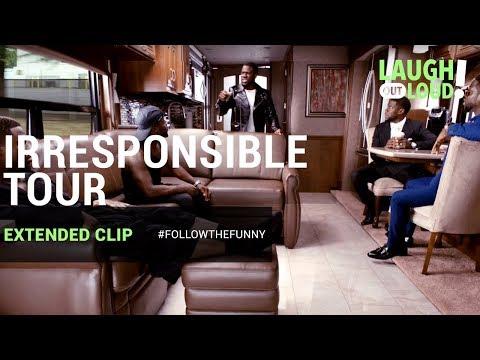 Kevin Hart Irresponsible Tour Video