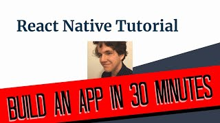 React Native Beginner Tutorial | Build FAST with Expo