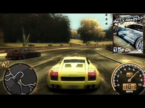 Need For Speed Most Wanted Lamborghini Gallardo Top Speed 387 Km