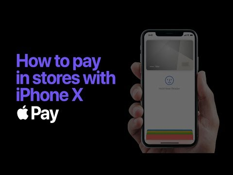 Apple Shares Tutorial Video on Using Apple Pay with iPhone X