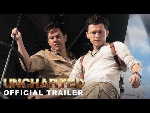 Uncharted – Il trailer ufficiale