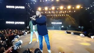 Dino James Live Concert At Jio Garden Mumbai