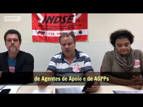 Paralisação dia 19 de setembro por valorização dos Agentes de Apoio, AGPPs e ASTs