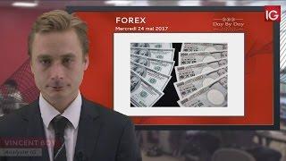 USD/JPY - Bourse - USD/JPY, importante correction en cours - IG 24.05.2017
