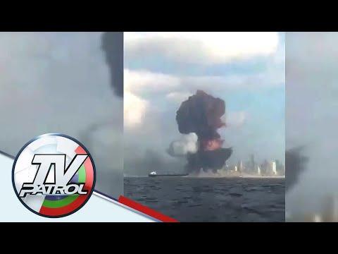 [ABS-CBN]  10 seafarer na nawala sa kasagsagan ng Beirut blast nahanap na | TV Patrol