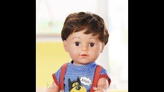 Старшая Сестренка Baby Born Interactive Беби Борн лялька Бебі Борн от компании baby born - видео 2