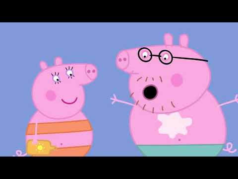 Peppa Pig en Español Episodios completos Crema Solar    Pepa la cerdita