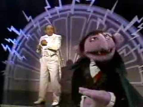 Classic Sesame Street - Cab Calloway and the Count