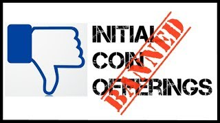 Facebook bans ICOs & Cryptocurrency Ads - This is Good News for the Crypto Market!