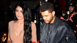 Kylie Jenner Parties With The Weeknd Betrays Bella Hadid
