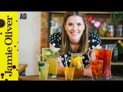 Iced Tea – 3 Ways | Katie Pix – AD