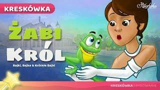 Żabi Król - Żabi Książe - Bajki Na Dobranoc – Bajki Dla Dzieci po Polsku