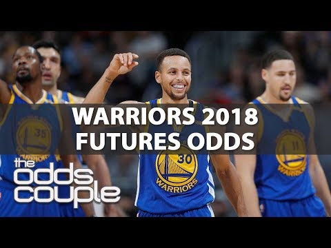 Golden State Warriors 2017-18 Futures Odds | NBA Picks | With Troy West