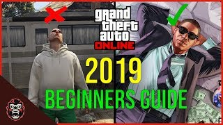 GTA Online Solo Beginner Guide/Tutorial 2019 Part 1 | How To Make Your First $1 Million GTA Online
