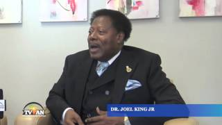 An Interview with Dr. Joel King Jr. First cousin of martin luther King Jr.