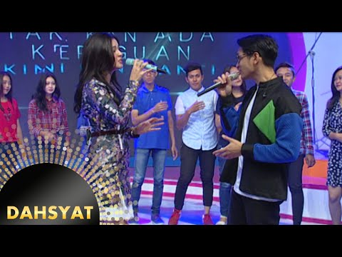 Lagu Romantis Afgan Feat  Raisa 'Percayalah' [Dahsyat] [6 Nov 2015] - RCTI - ENTERTAINMENT