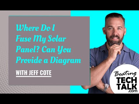 Ask PYS - Where Do I Fuse My Solar Panel?  Can You Provide a Diagram?