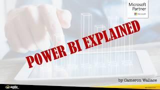 Power BI Explained: #1. Get Data