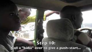 preview picture of video 'Public Transportation in Ibadan-A Step By Step How-To Guide'