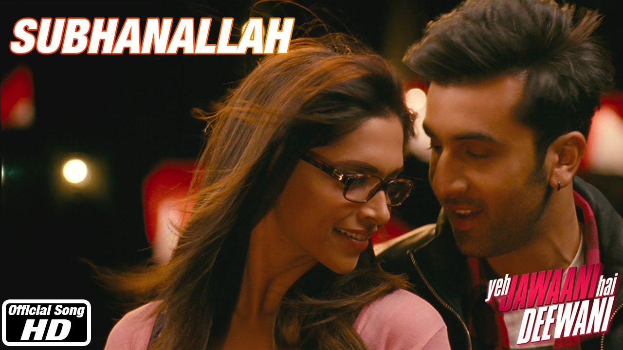 Subhanallah Lyrics - Yeh Jawaani Hai Deewani