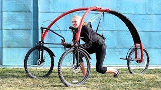 Bu 5 Sıradışı Bisikleti Mutlaka Görmeniz Gerekiyor