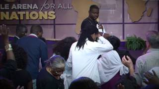 Anointing/Prophetic Ministration -Rejected Stone Conference Day 2 Prophet Kofi Danso