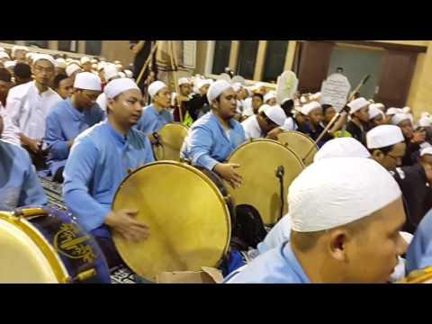Video Ziarah Kubro malam tahun baru Masehi 2016, Cikini - Jakpus