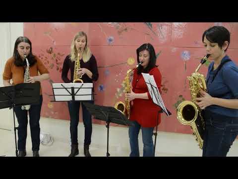 Kind of Saxy Quartetto di sassofoni Torino Musiqua