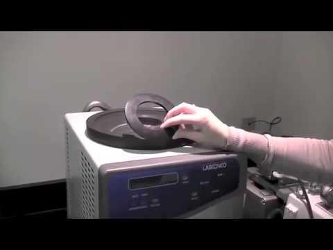 Labconco Freezone 4 5 Benchtop Freeze Dryer - смотреть