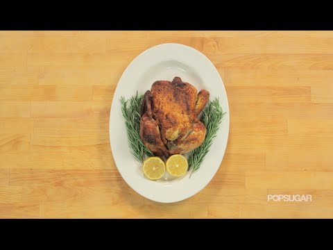 The Single Girls' Guide to Leftovers: One Chicken 5 Ways!