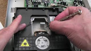 VLOG - Philips DVD Player Repair