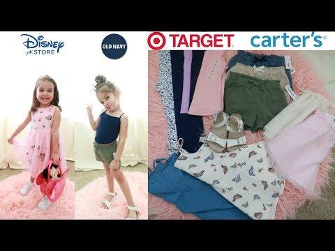 e50621bd69e Toddler Summer Clothes Haul   TRY ON