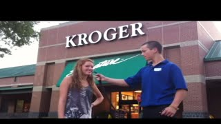 Kroger Cart Pick Up PARODY - How To Be A Good Employee Tutorial
