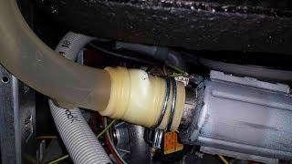 Spülmaschine AEG Undicht, Reparieren / шланги и патрубки / Silicone
