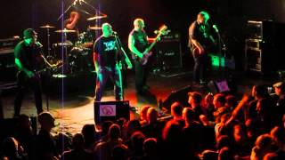 Angelic Upstarts - Solidarity (Strasbourg 02.11.2013 @ Molodoï) [HD]