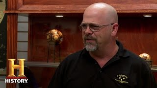 Pawn Stars: 1894-S Barber Dime | History