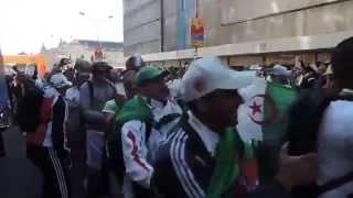 preview picture of video 'درنا لافيستا في بلاد الصامبا Les Algeriens au Brésil La Fiesta Samba 2014 HD'