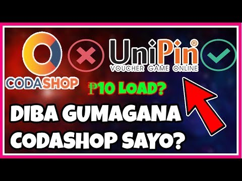UniPin Tutorial! (AYAW BA SAYO NG CODASHOP?) | Mobile Legends