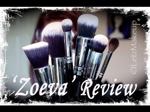 124 Grand Stippling Brush by zoeva #3