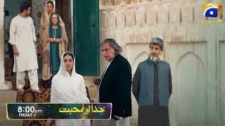 Drama Serial Khuda Aur Mohabbat Episode 27 Teaser   Khuda Aur Mohabbat EPi 26   Har Pal Geo