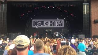 Daughtry: Go down 7-23-17 @ Starlight Theatre, Kansas City
