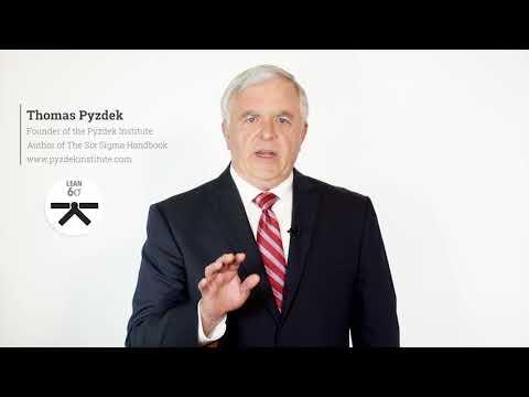 Lean Six Sigma Black Belt Certification Explained - YouTube
