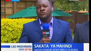 Viongozi wa Rift Valley watetea wakulima wa maindi