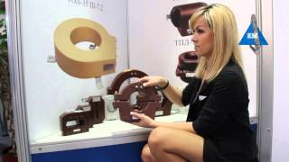 Трансформатор тока ТЗРЛ-100 У2 от компании ПКФ «Электромотор» - видео