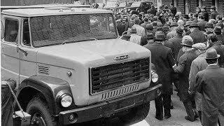 АВТОПРОМ СССР. Несостоявшийся рывок 1990-х. Угробленные грузовики
