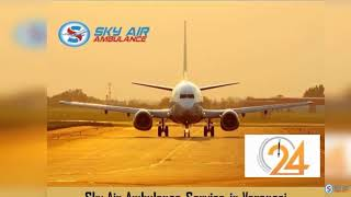 Rent Air Ambulance in Bhopal with Excellent MD Doctor
