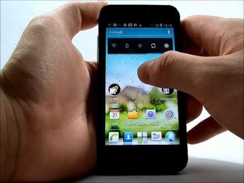 [ Review ] : Huawei U8860 Honor (พากย์ไทย)