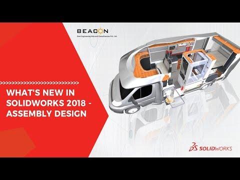 SOLIDWORKS 2018 - Assembly Design