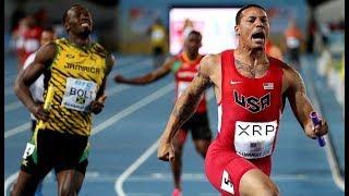 Ripple XRP Faster Than Usain Bolt / Coinbase And Blackrock ETF