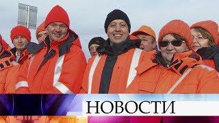В Татарстане открыто движение по федеральной трассе М-7 «Волга» от Казани до Набережных Челнов.